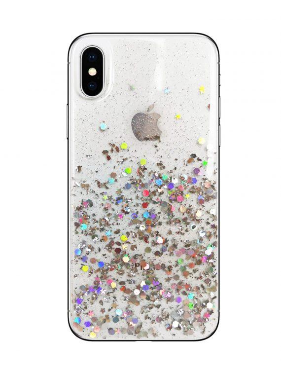 Etui Kolorowe Z Cekiny Do Phone X Xs