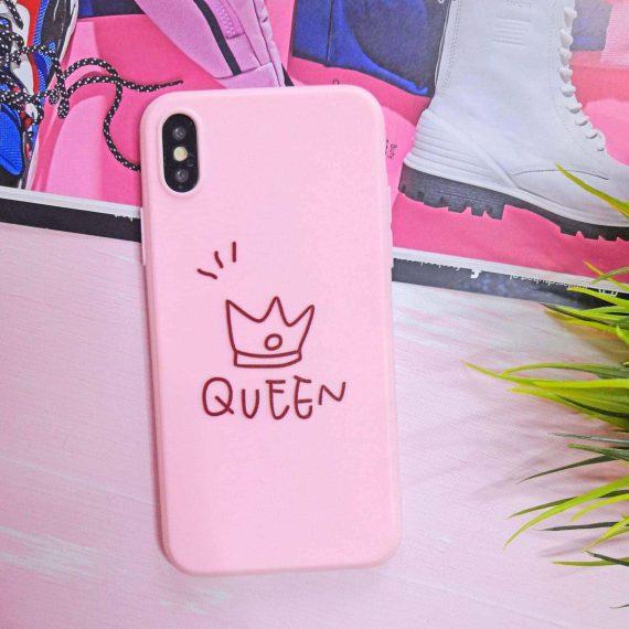 Etui Queen Dla Niej Do Phone X Xs 1