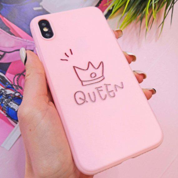 Etui Queen Dla Niej Do Phone X Xs 2