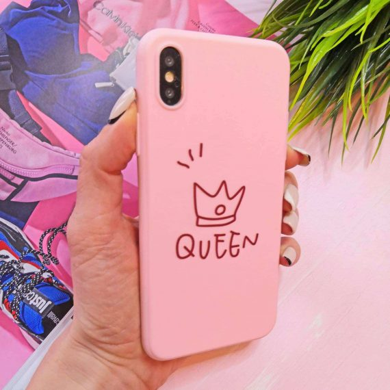 Etui Queen Dla Niej Do Phone X Xs 6