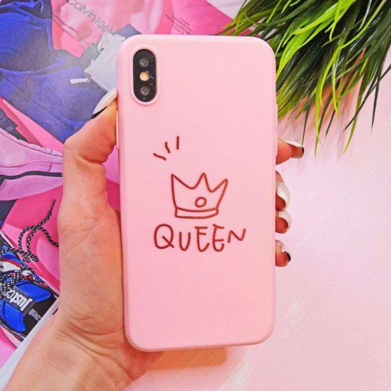 Etui Queen Dla Niej Do Phone X Xs 7