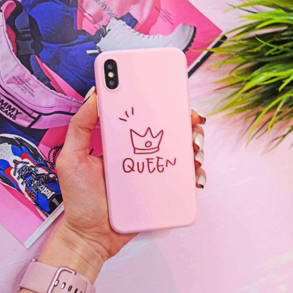Etui Queen Dla Niej Do Phone X Xs 8