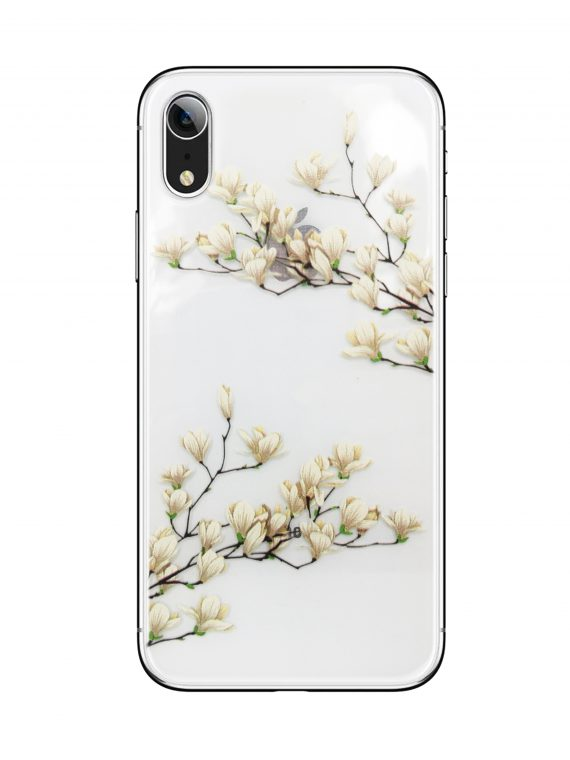 Etui Z Nadrukiem Magnolia Do Phone Xr