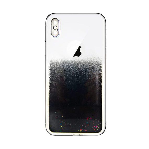 Etui Z Płynem Do Phone X Xs Czarny