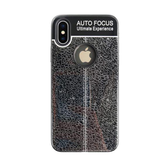 Etui do iPhone X/XS pancerne ochronne czarne