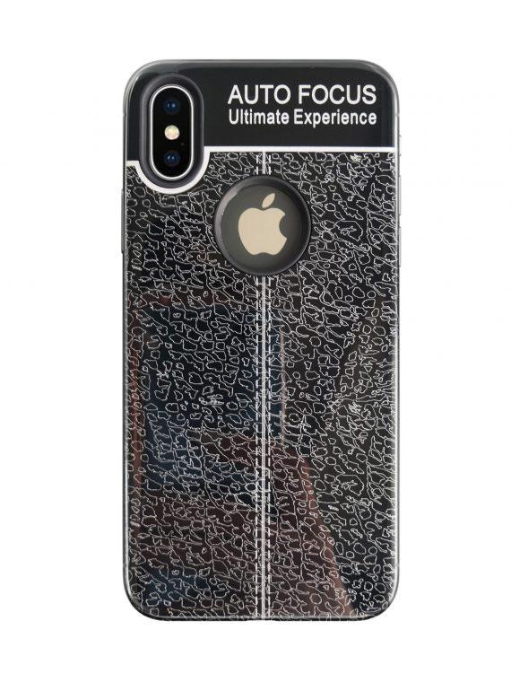Etui Iphone X Xs Czarne Ze Wzorem