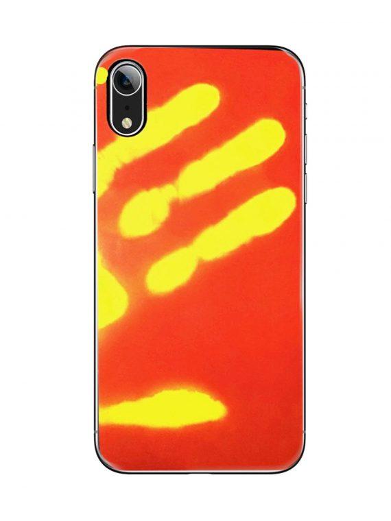 Etui Iphone Xr Termo Czerwony