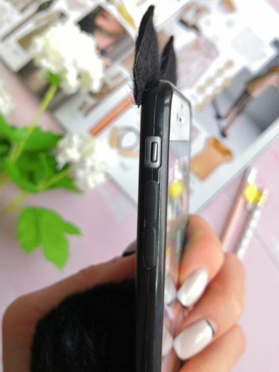 Etui Kotek Kot Futro Iphone 7 8 1