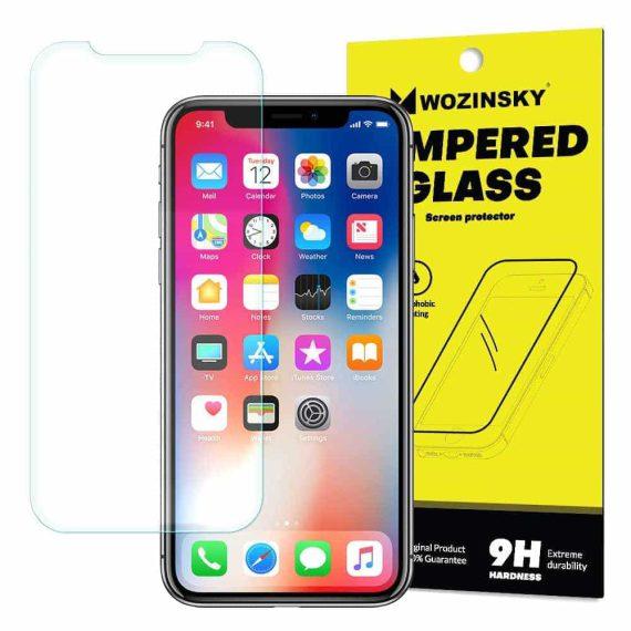 Etui Telefon Wozinsky Szklo Hartowane Na Caly Ekran Oslona Na Tyl Z Aluminiowa Ramka Iphone 11 Pro 1
