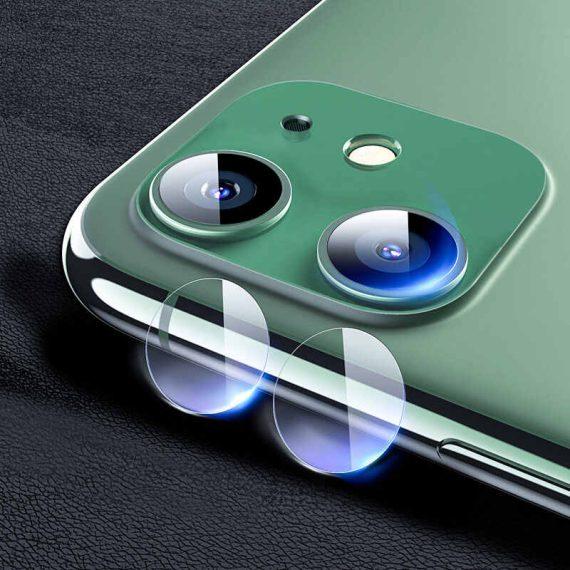 Hartowane szkło 9H na tylną kamerę Iphone 11