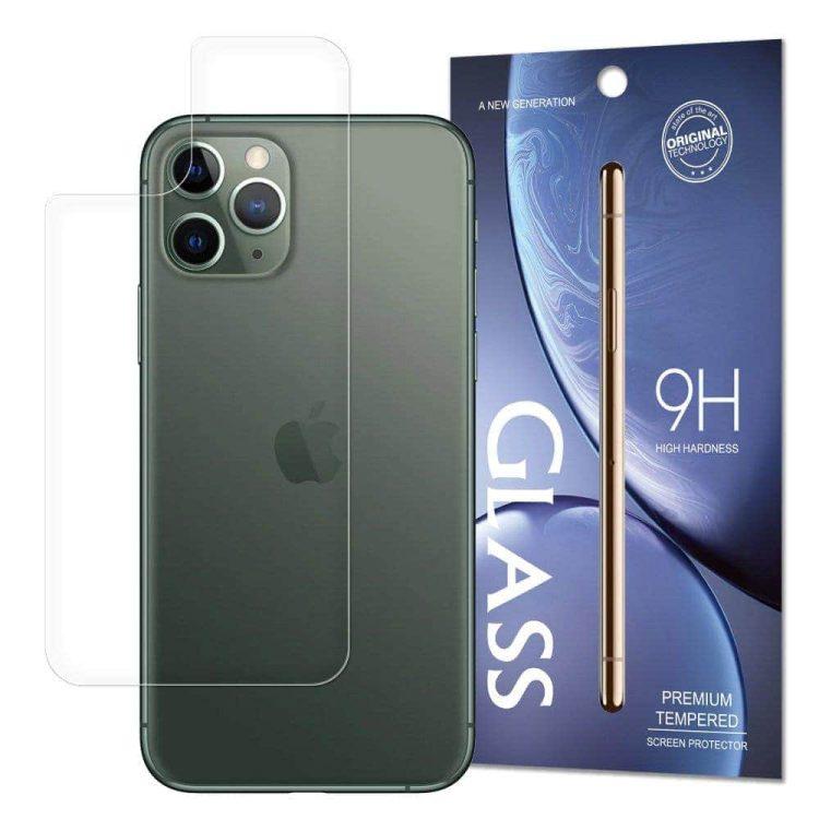 Etuitelefon Pl Back Tempered Glass Szklo Hartowane 9h Na Tyl Obudowe Iphone 11 1