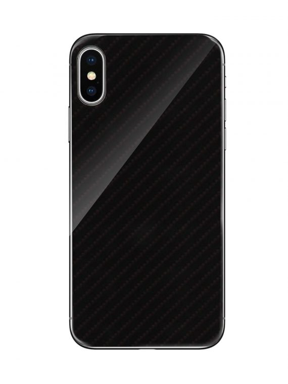 Mock Up Etui Iphone X Xs Carbon 1