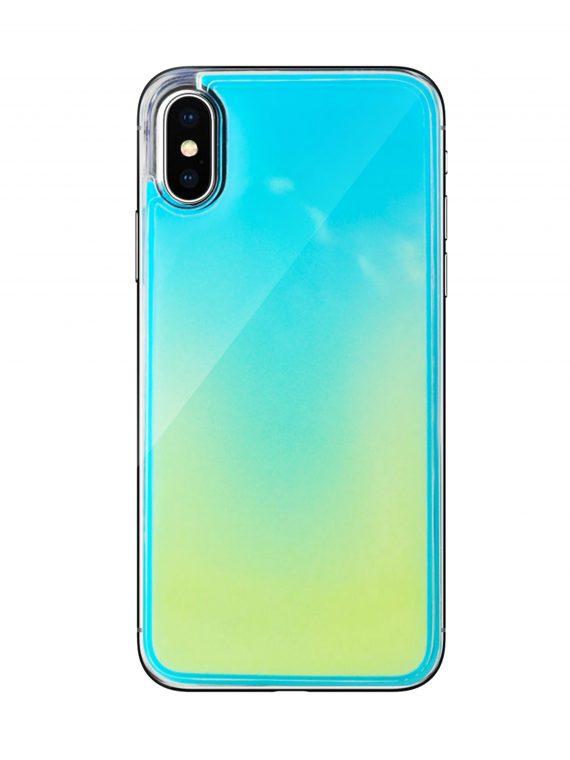 Mock Up Etui Iphone X Xs Plyn Zielony