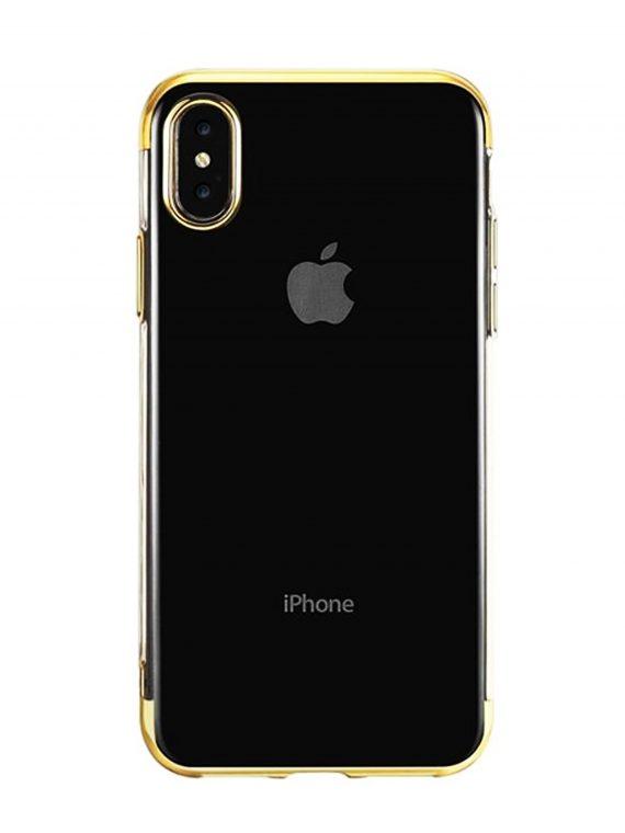 Mock Up Etui Iphone X Xs Zolte Boki