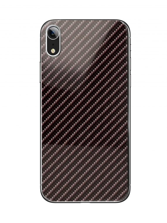 Mock Up Etui Iphone Xr Carbon 2