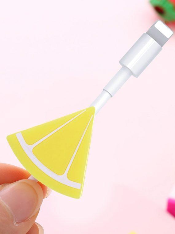 Piekna Oslonka Na Kalbe Usb Lightning Lemon