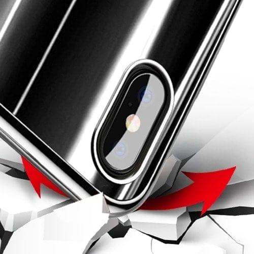 Pol Pm Baseus Glass Sparkling Case Etui Pokrowiec Ze Szklanym Panelem Apple Iphone Xs X Czarny Wiapiphx Ki01 48956 9