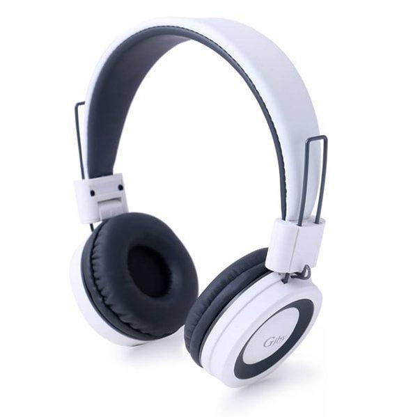 Słuchawki Nauszne Gjby Gj 14 New Experience Białe 6
