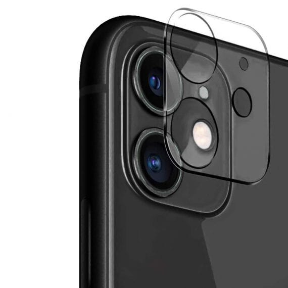 szkło iphone11 czarne