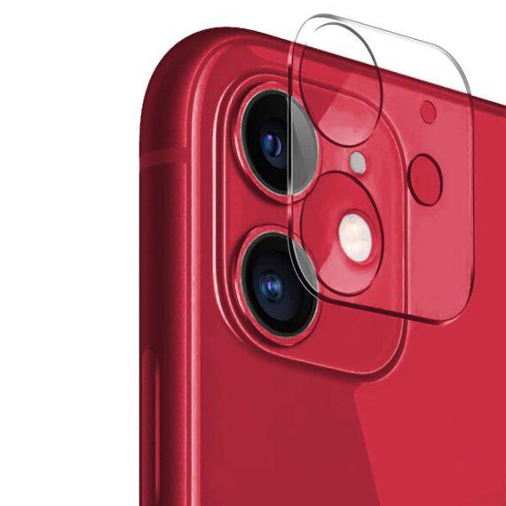 szkło iphone11 czerwone