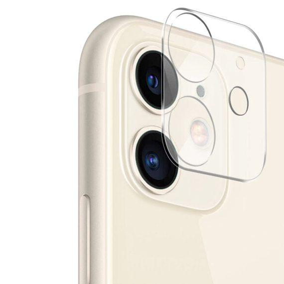 szkło iphone11 kremowe
