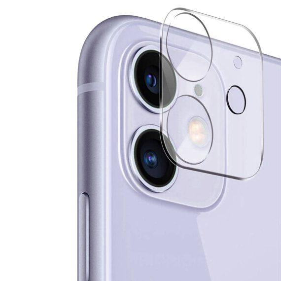 szkło iphone11 lila