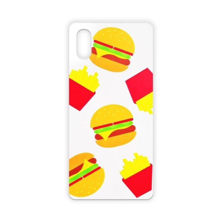 Wkładka Do Etui Iphne X Xs Hamburger