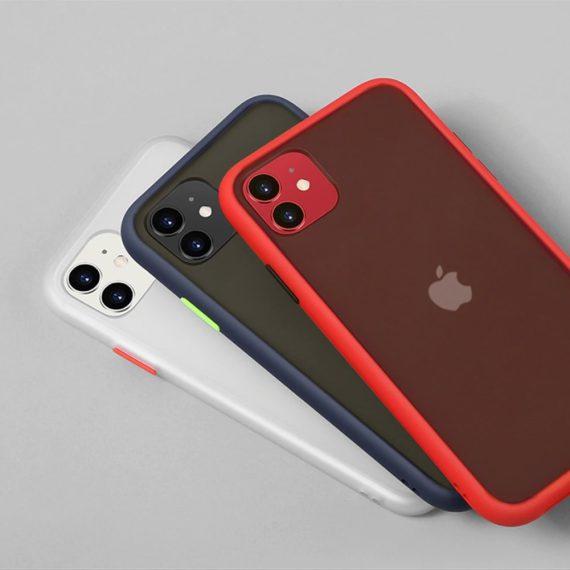Color Button Red 7 D