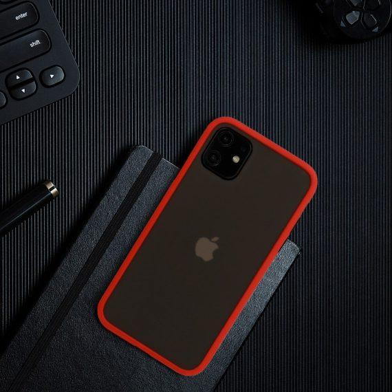Color Button Red 9 D