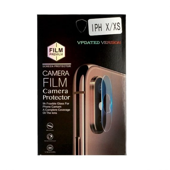 Szkło hartowane na aparat do IPhone X/XS