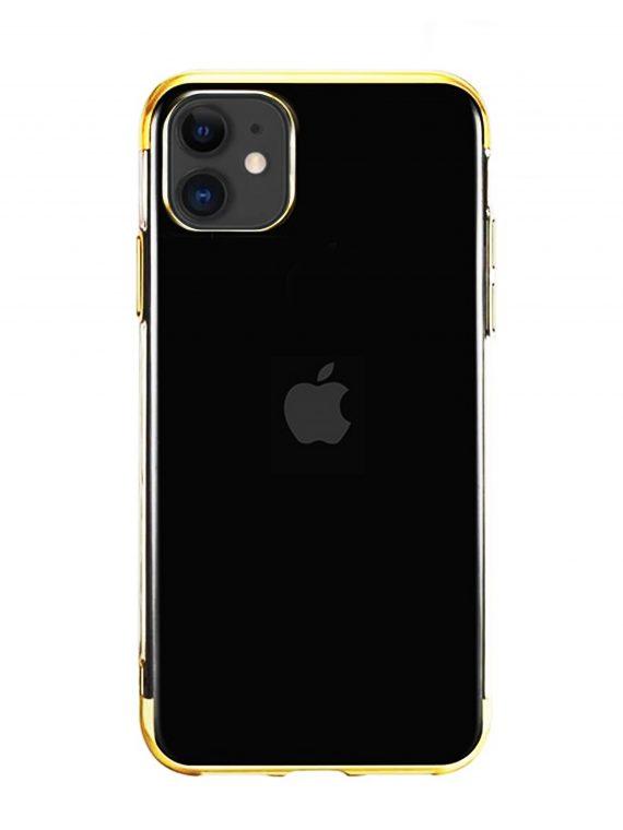 Mock Up Etui Iphone 11 Zlote Boki