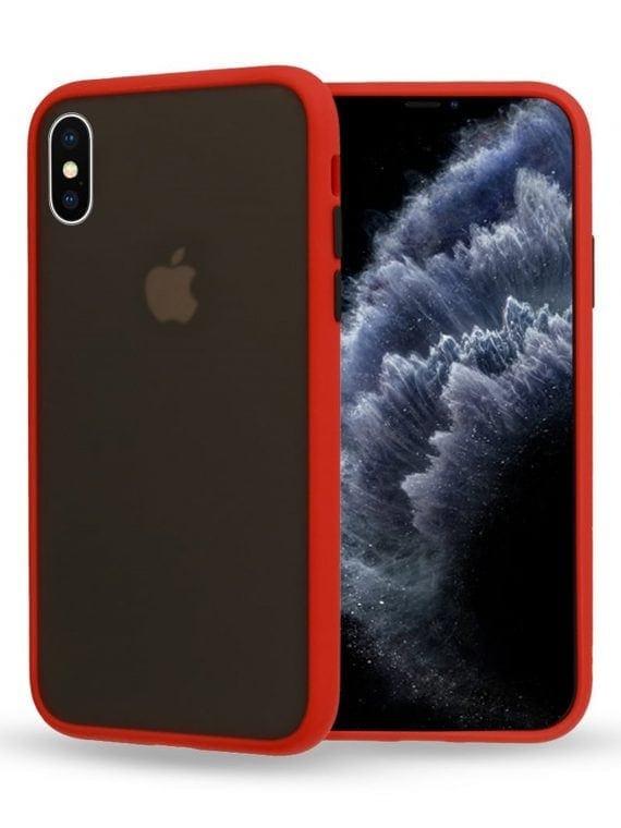 Mock Up Etui Iphone X Xs Pszyciski Czarne