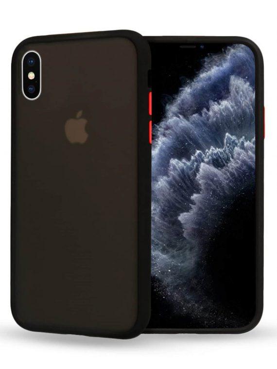 Mock Up Etui Iphone X Xs Pszyciski Czerwone