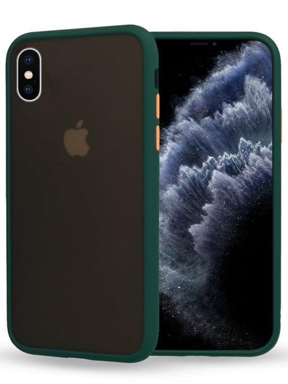 Mock Up Etui Iphone X Xs Z Kolorowymi Przyciskami 8