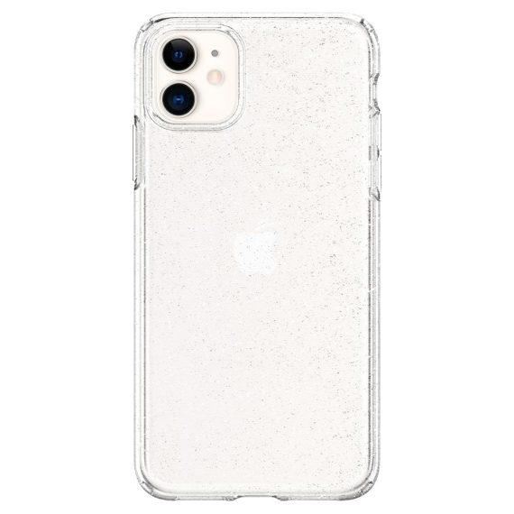 Spigen Liquid Crystal Glitter Iphone 11 Przezroczyste Etui Brokat 3