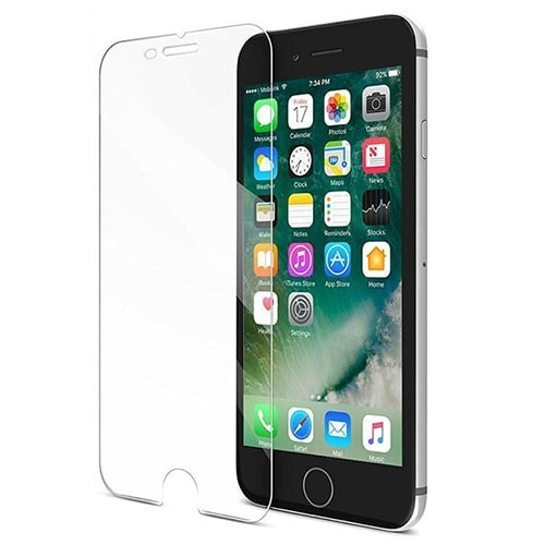 Szkło Hartowane Iphone 7 Plus 8plus Orange 3