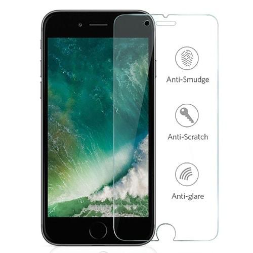 Szkło Hartowane Iphone 7 Plus 8plus Orange 8