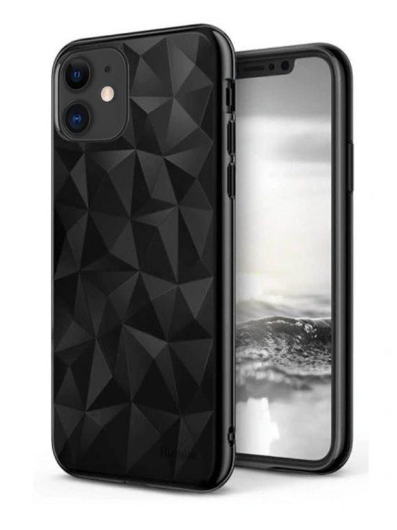 Etui Iphone 11 Diamentowe Czarne 2