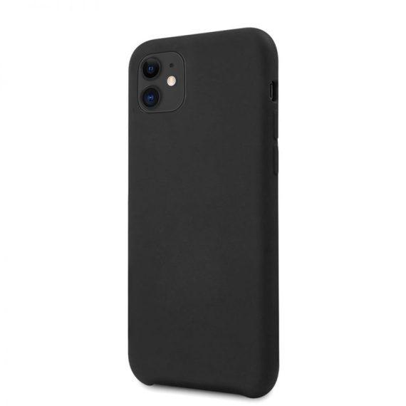 Etui Iphone 11 Silikonowe Czarny 2