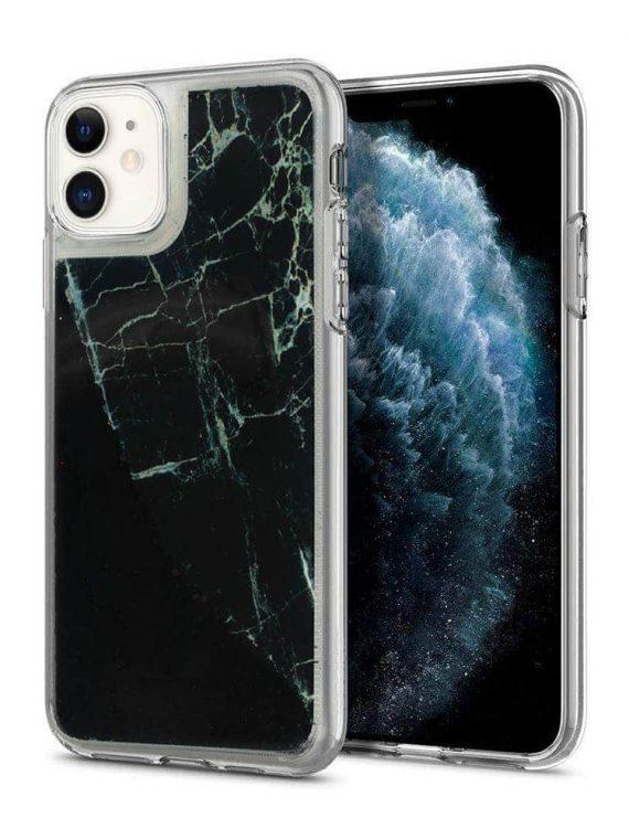 Etui Iphone 11 Silikonowy Marmur