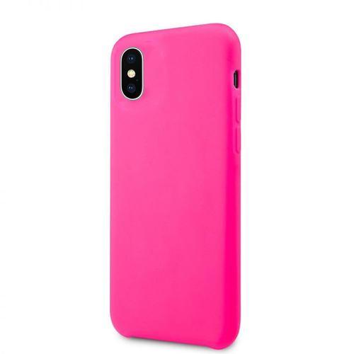 Etui Iphone Silikonowe Różowe 2