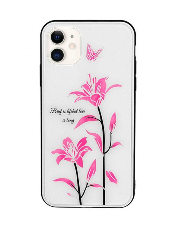 Etui Kwiaty Lilii Case Termiczne Do Phone 11