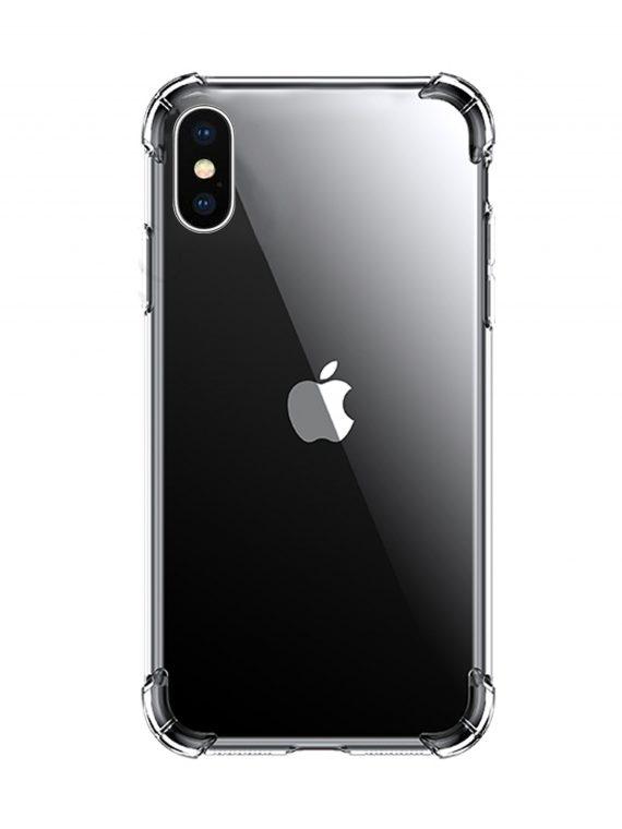 Etui Silikonowe Prezroczyste Iphone Xs Max 9