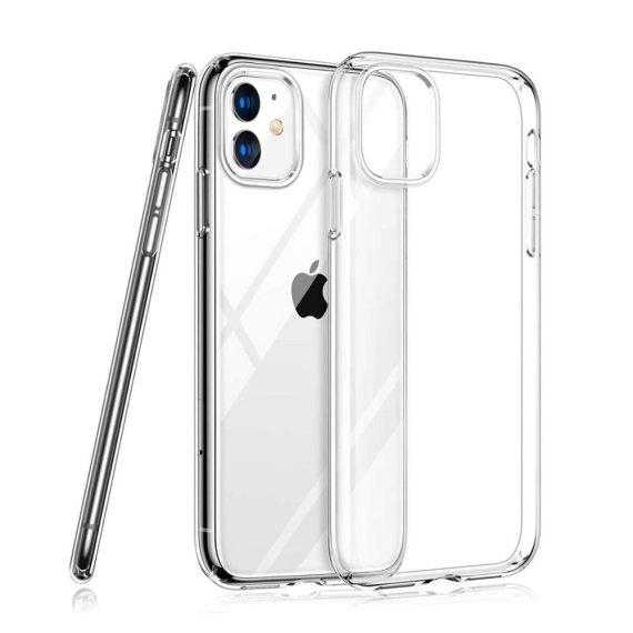Etui Iphone 11 Transparentne Przezroczyste Brokat 1