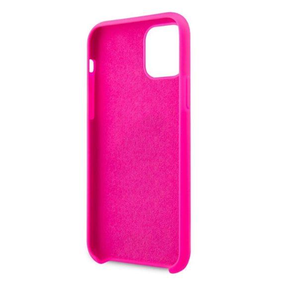 Różowe Etui Iphone 11 Sot Touch 1