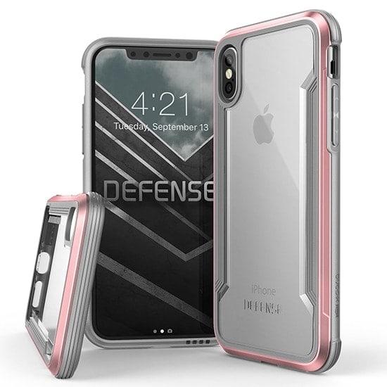 Xdoria Iphx Xs Shield Pink D