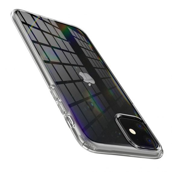 Etui Do Iphone 11 Przeźroczyste Transparentne Etui Premium Clear 5