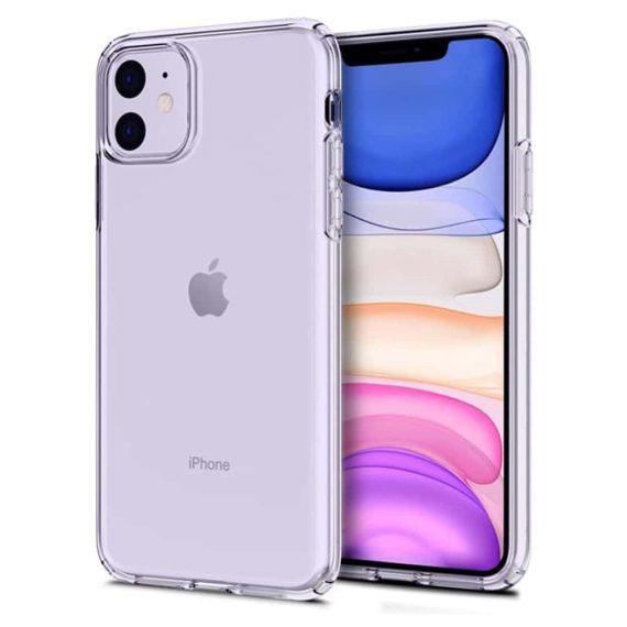 Etui Do Iphone 11 Przeźroczyste Transparentne Etui Premium Clear