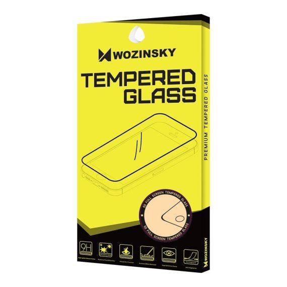 Pol Pl Wozinsky Super Wytrzymale Szklo Hartowane Full Glue Na Caly Ekran Z Ramka Case Friendly Apple Iphone 11 Pro Iphone Xs Iphone X Czarny 42644 4