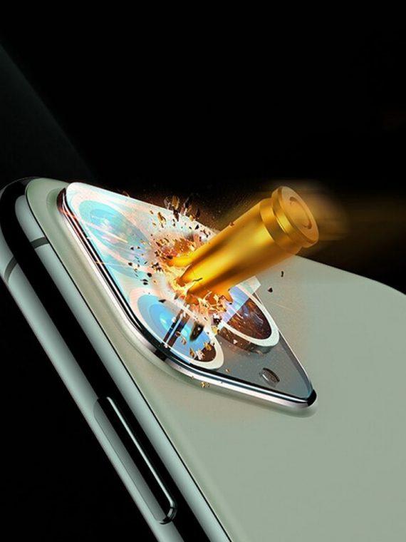 Szklo Hartowane Full Kamera Iphone 11 Pro 2